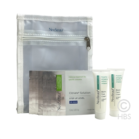 Citriate Treatment System - AHA peeling för hemmabruk