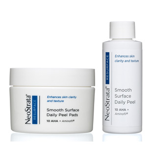 kemisk peeling hemma med NeoStrata Smooth Surface Daily Peel