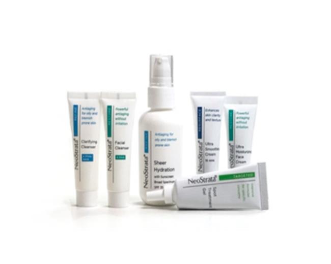Neostrata Startkit Akne - Akne behandling