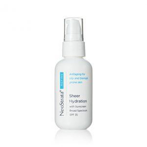 NeoStrata Sheer Hydration SPF 35 - dagkräm mot finnar