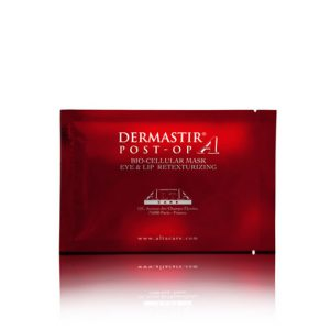 Ögonmask - Dermastir Post-Op Bio-Cellular Retexturizing Mask