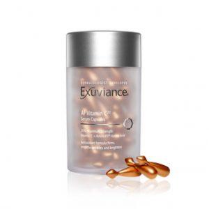 C vitamin serum - Exuviance AF Vitamin C20 Serum Capsules