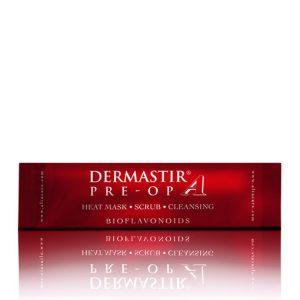 Rengörande ansiktsmask - Dermastir Heating Exfoliating Mask