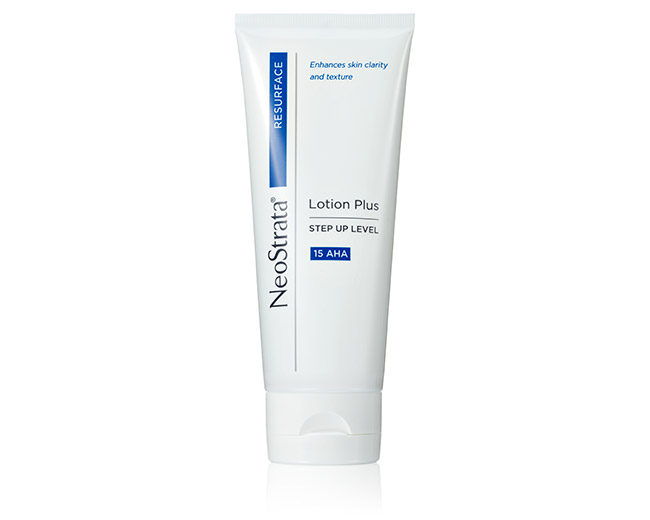 AHA lotion - Neostrata lotion plus